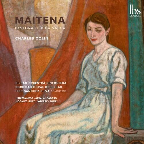 Bilbao Orkestra Sinfonikoa & Iker Sanchez Silva - Maitena (2 CDs)