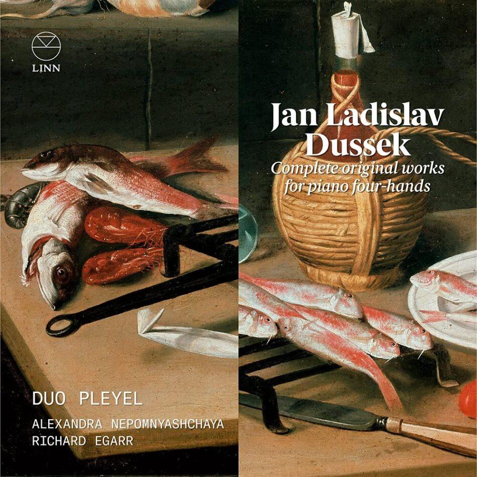 Duo Pleyel & Johann Ladislaus Dussek (1760-1812) - Piano Four-Hands