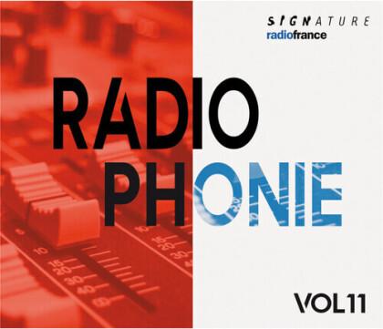 Radiophonie 11 (4 CDs)