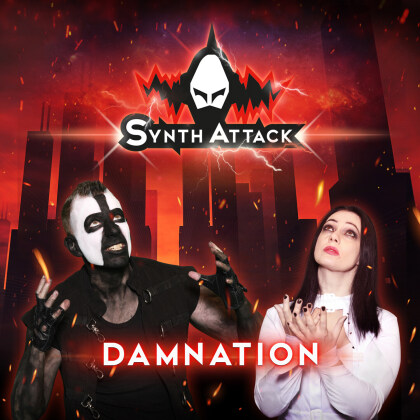Synthattack - Damnation (Digipack, Limited Edition)