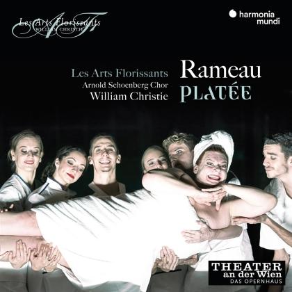 William Christie, Les Arts Florissants, Marcel Beekman, Jean-Philippe Rameau (1683-1764) & Arnold Schönberbg Chor - Platee (Live)