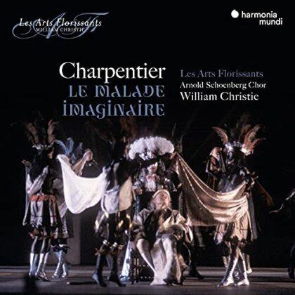 William Christie, Les Arts Florissants & Marc-Antoine Charpentier (1636-1704) - Le Malade Imaginaire (Bonustrack)