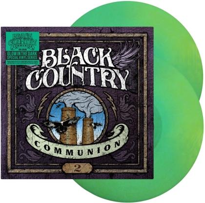 Black Country Communion (Glenn Hughes/Joe Bonamassa/Jason Bonham/Derek Sherinian) - 2 (2021 Reissue, Mascot, Glow In The Dark, 2 LPs)