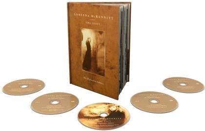 Loreena McKennitt - Visit (2021 Reissue, The Definitive Edition, 4 CDs + Blu-ray)