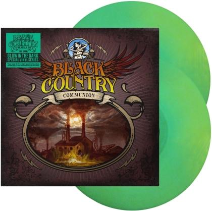 Black Country Communion (Glenn Hughes/Joe Bonamassa/Jason Bonham/Derek Sherinian) - --- (2021 Reissue, Mascot, Green Vinyl, 2 LPs)