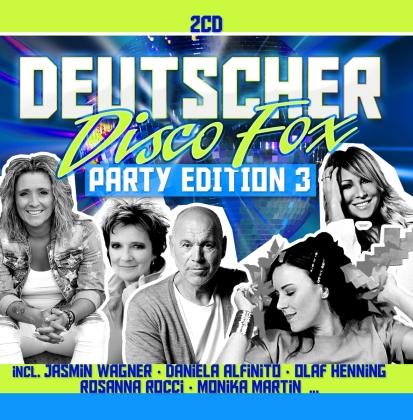 Deutscher Disco Fox: Party Edition 3 (2 CD)