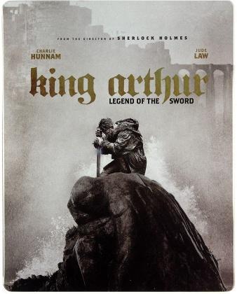 King Arthur - Il potere della spada (2017) (Steelbook)