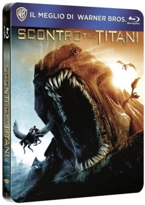 Scontro tra Titani (2010) (Edizione Limitata, Steelbook)