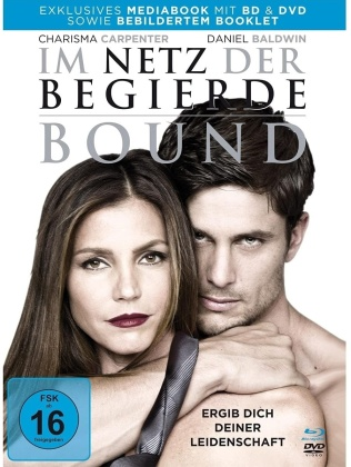 Bound - Gefangen im Netz der Begierde (2015) (Limited Edition, Mediabook, Blu-ray + DVD)