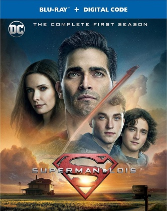 Superman & Lois - Season 1 (3 Blu-rays)