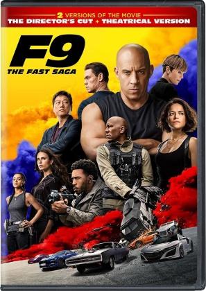 F9 - Fast & Furious 9 - The Fast Saga (2021)