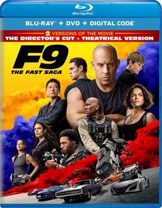 F9 - Fast & Furious 9 - The Fast Saga (2021) (Blu-ray + DVD)