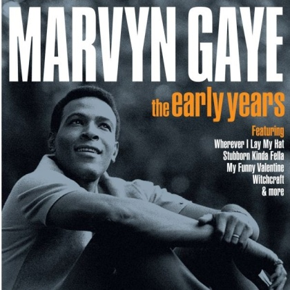 Marvin Gaye - Early Years
