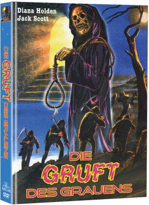 Die Gruft des Grauens (1972) (Cover B, Edizione Limitata, Mediabook, 2 DVD)