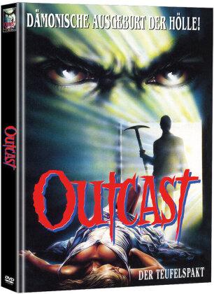 Outcast - Der Teufelspakt (1990) (Edizione Limitata, Mediabook, 2 DVD)