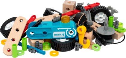 BRIO Builder Nachziehmotor-Konstruktionsset
