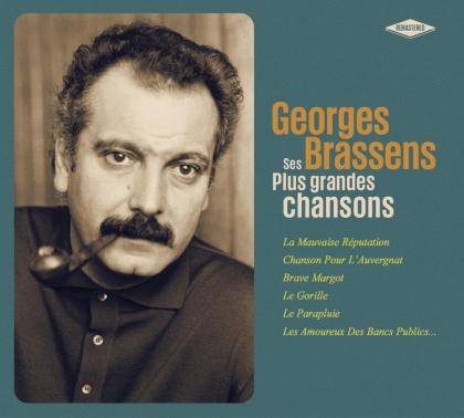 Georges Brassens - Ses Plus Grandes Chansons (2 CD)