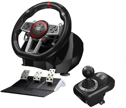 ready2gaming Multi System Racing Wheel Pro (Switch/PS5/PS4/PS3/PC)