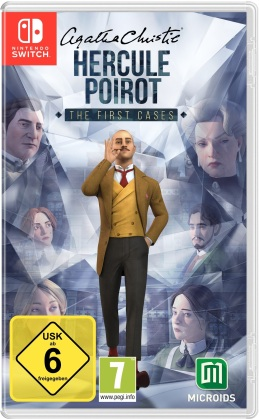 Agatha Christie - Hercule Poirot First Cases