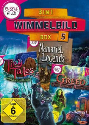 3 in 1 Wimmelbild Box 5
