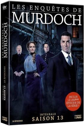 Les Enquêtes de Murdoch - Saison 13 (6 DVD)