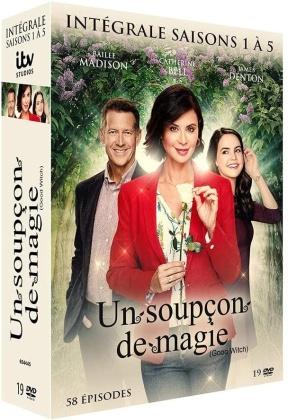 Un soupçon de magie - Saisons 1-5 (19 DVD)