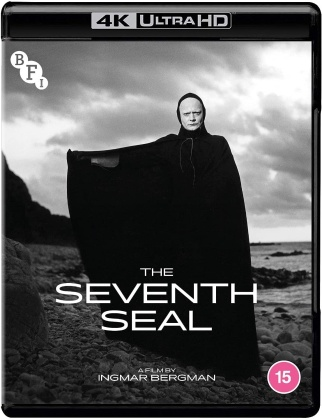 The Seventh Seal (1957) (s/w)