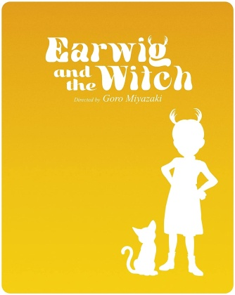 Earwig And The Witch (2020) (Steelbook)