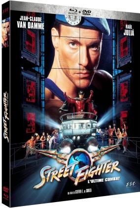 Street Fighter (1994) (Blu-ray + DVD)