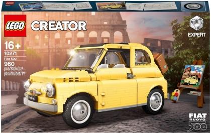 LEGO 10271 Fiat 500