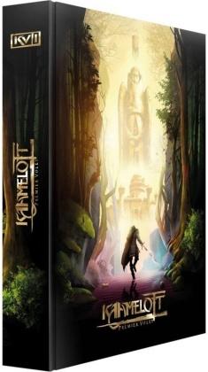 Kaamelott - Premier volet - Édition Épique (2021) (Limited Edition, 4K Ultra HD + Blu-ray + 2 DVDs)