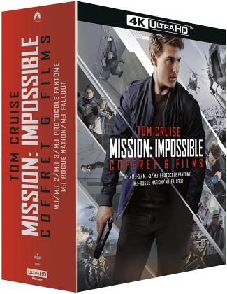 Mission: Impossible - L'intégrale des 6 films (6 4K Ultra HDs)