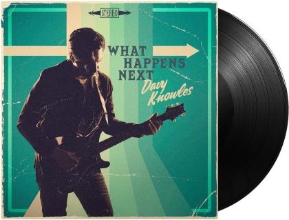 Davy Knowles - What Happens Next (LP)