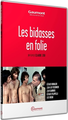 Les bidasses en folie (1971) (Collection Gaumont Découverte)