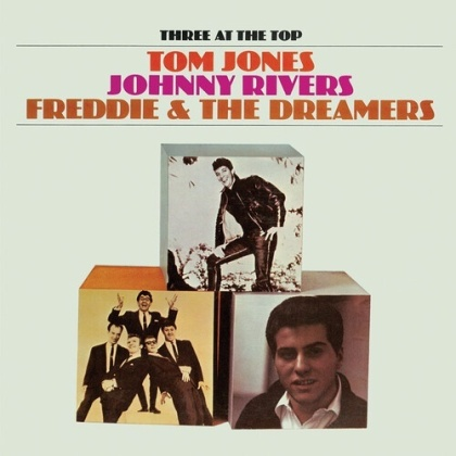 Tom Jones, Johnny Rivers & Freddie & The Dreamers - Three At The Top (cd on demand)