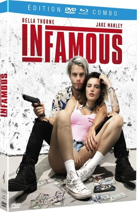 Infamous (2020) (Blu-ray + DVD)