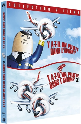 Y a-t-il un pilote dans l'avion? + Y a-t-il enfin un pilote dans l'avion? 2 (2 DVDs)