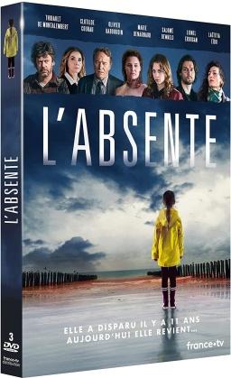 L'Absente (2021) (3 DVD)