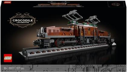 LEGO Krokodil Locomotive - 10277
