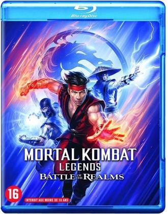 Mortal Kombat Legends - Battle of the Realms (2021)