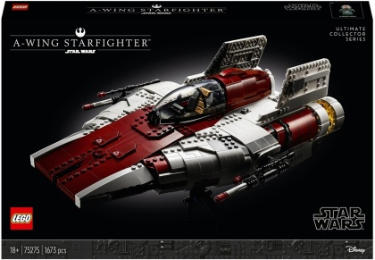 LEGO A-Wing Starfighter - 75275
