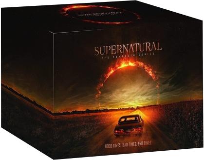 Supernatural - Saisons 1-15 (86 DVD)