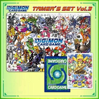 Tamer's Set 3 - Digimon
