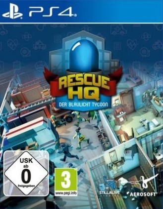 Rescue HQ - Der Blaulicht Tycoon