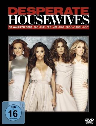 Desperate Housewives - Die komplette Serie: Staffel 1-8 (Neuauflage, 49 DVDs)