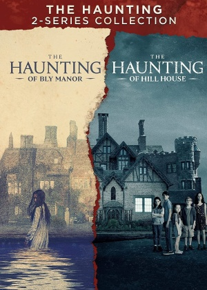 The Haunting of Bly Manor / The Haunting of Hill House - TV Mini Series (6 DVDs)