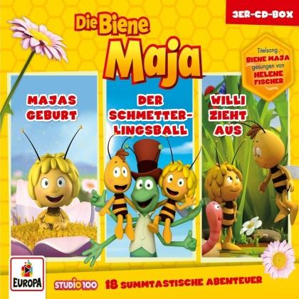 Die Biene Maja - Die 1. 3er Box (Folgen 1, 2, 3) (3 CDs)