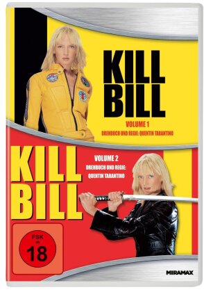 Kill Bill - Vol. 1 & 2 (2 DVDs)