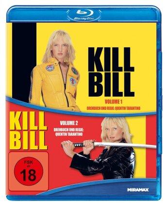 Kill Bill - Vol. 1 & 2 (2 Blu-rays)