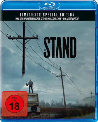 The Stand - Die komplette Serie (2020) (Limited Special Edition, 3 Blu-rays)